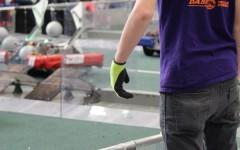 Robotics team 2611 advances to regionals