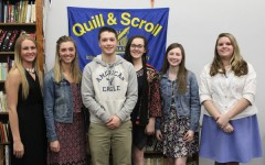 Quill and Scroll set to induct new Journalism members