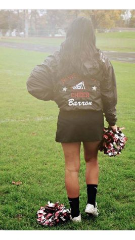Passion for cheerleading creates life time impact