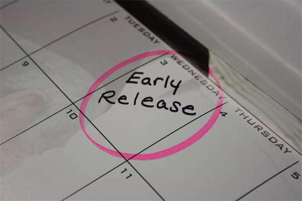 New early release Wednesday schedule