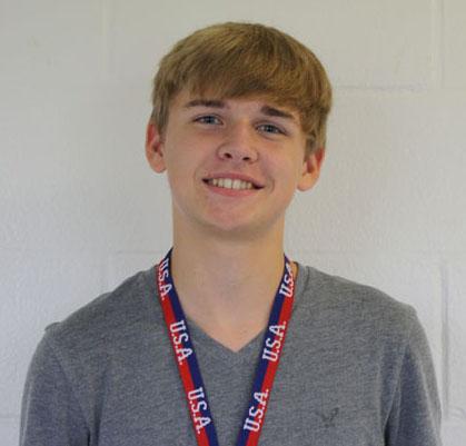Freshmen Evan White