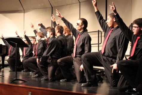 Fall choir concert photo gallery
