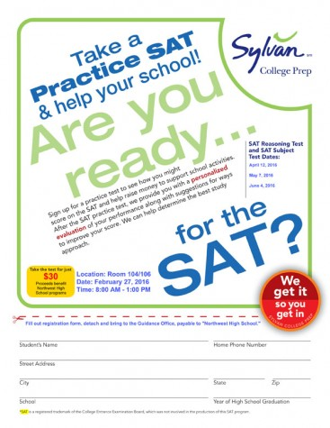 Sylvan helps prepare students through practice testing