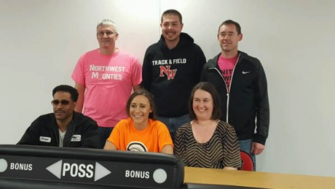 Senior signs to run track at collegiate level