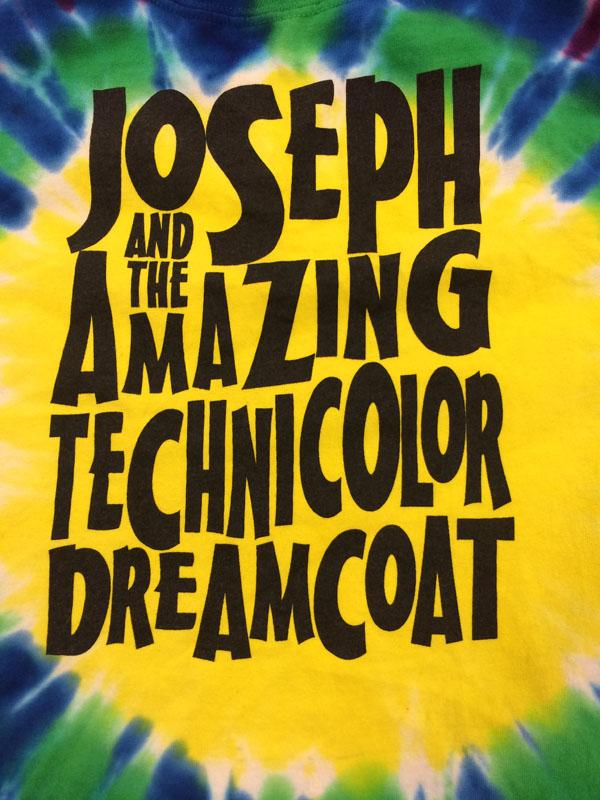 'Joseph and the Amazing Technicolor Dreamcoat' springs into action