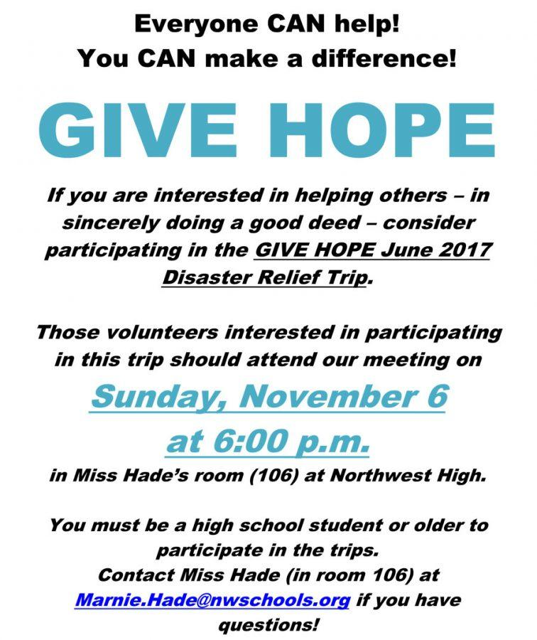 Annual+Give+Hope+trip+information