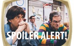 Spoiler Alert!: Show returns with humorous parodies of real events