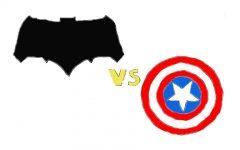 Debating DC and Marvel comics