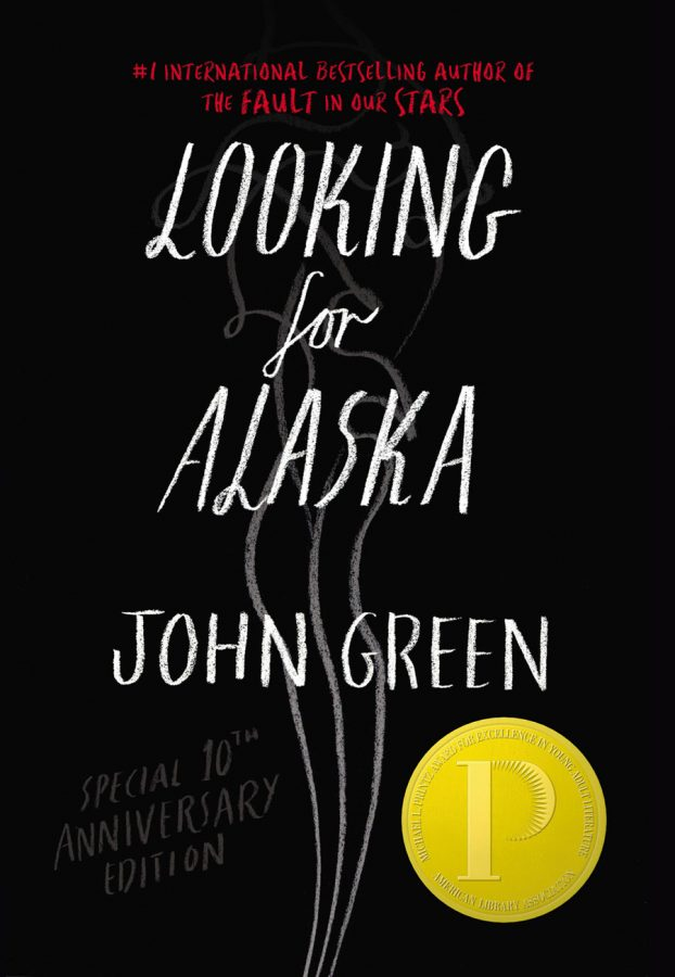 O'mya, what a book: Looking for Alaska by John Green
