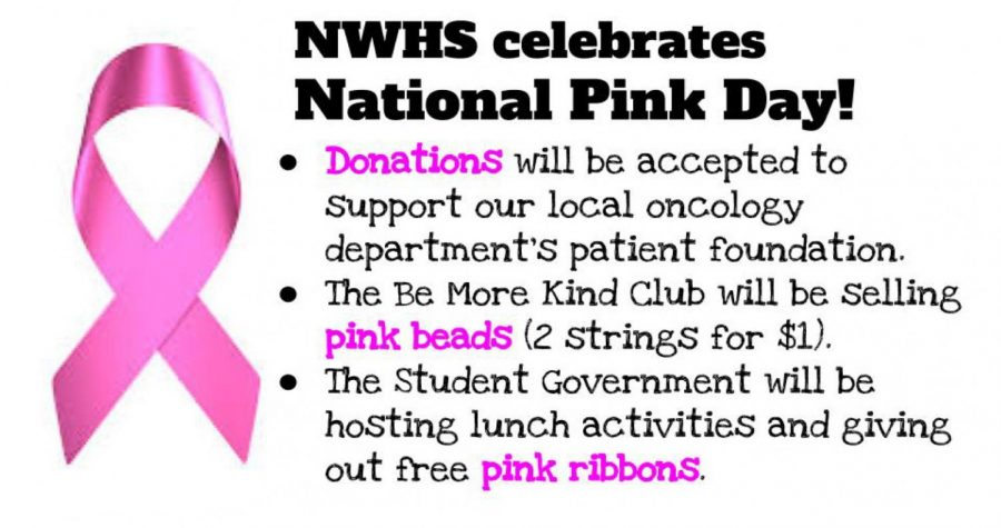 Be More Kind Club promotes National Pink Day