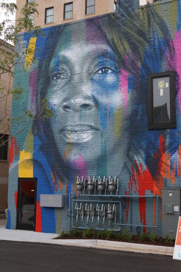 Return of Bright Walls has positive impact on community
