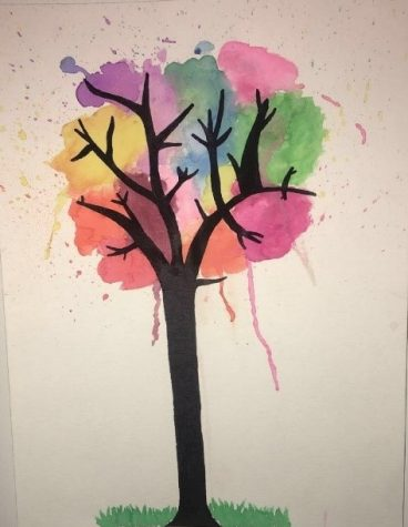 The Tree of Color by Katie Herman