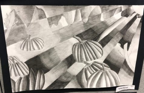 Pumpkin Patch by Kylee Penrod