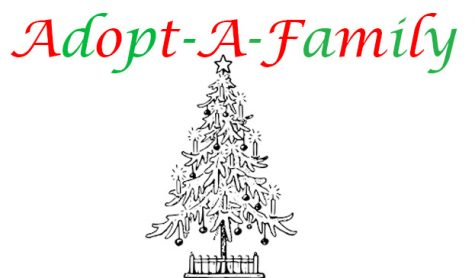 Annual Adopt-A-Family Charity Begins