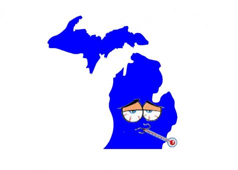 Breaking News: Michigan is one of the sickest states