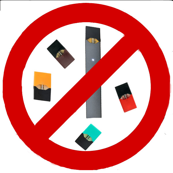 It's not cool to Juul