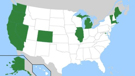 Marijuana legalization reaches several states